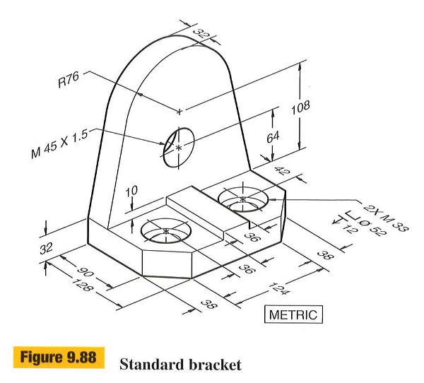 Lecture Homework 6 Engineering Graphics In Design
