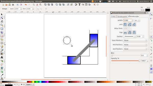 Inkscape free body diagram tutorial engineering graphics in design mediaimagesinkscape tutorialcreate circleg ccuart Gallery